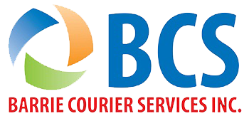 Barrie Courier Services Logo